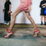 Les Galeries Lafayette de Nice ouvrent un showroom dédié aux chaussures