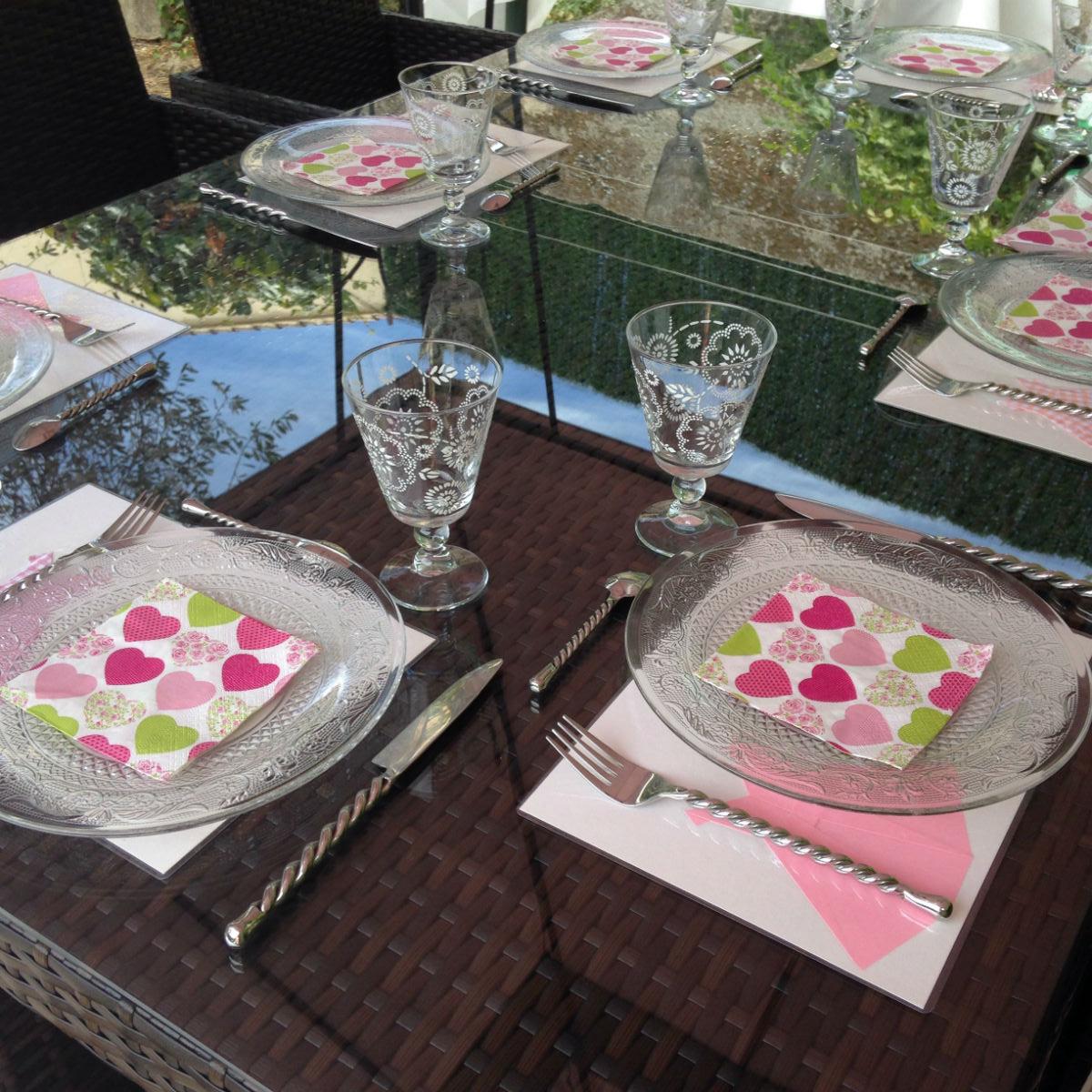 decoration table anniversaire femme