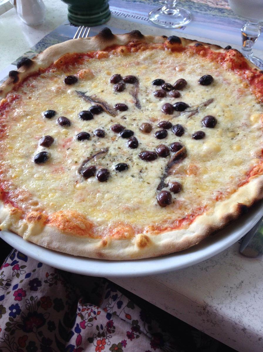 pizza restaurant les baous vence