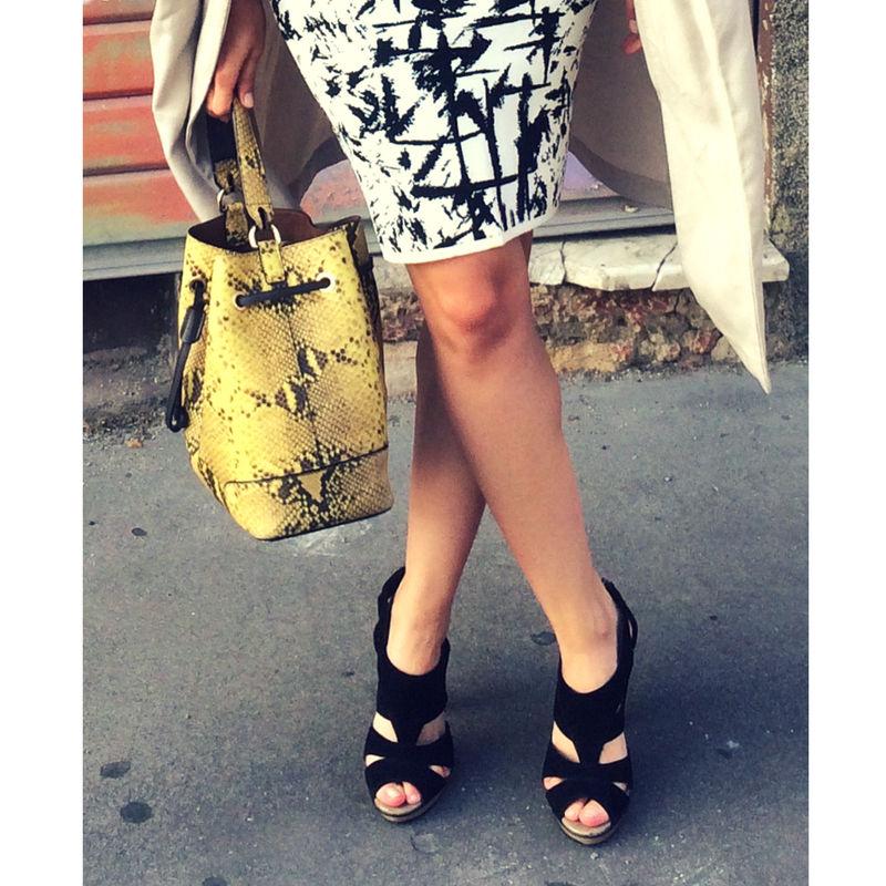 chaussure max azria