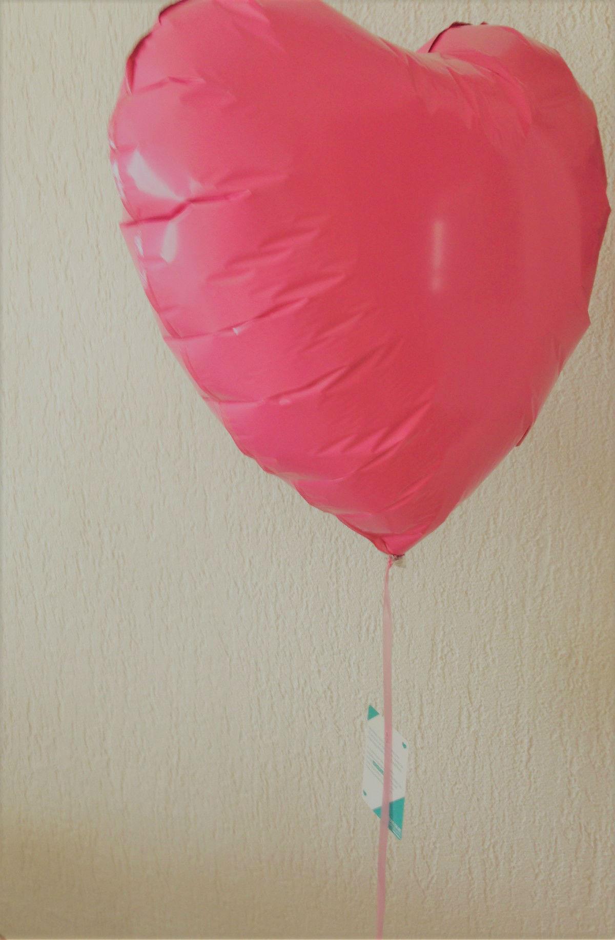 idee cadeau ballon coeur