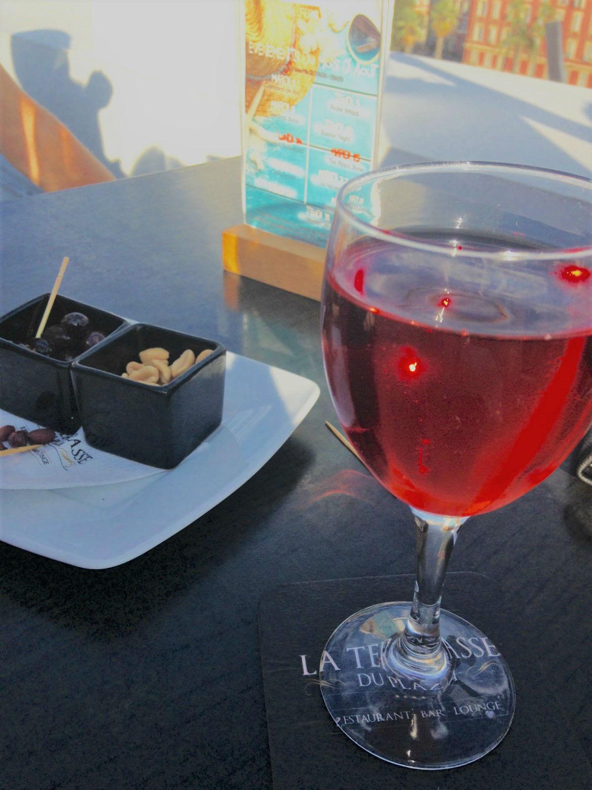 aperitif hotel plaza nice