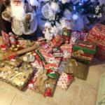 Mes emballages cadeaux Noël 2016