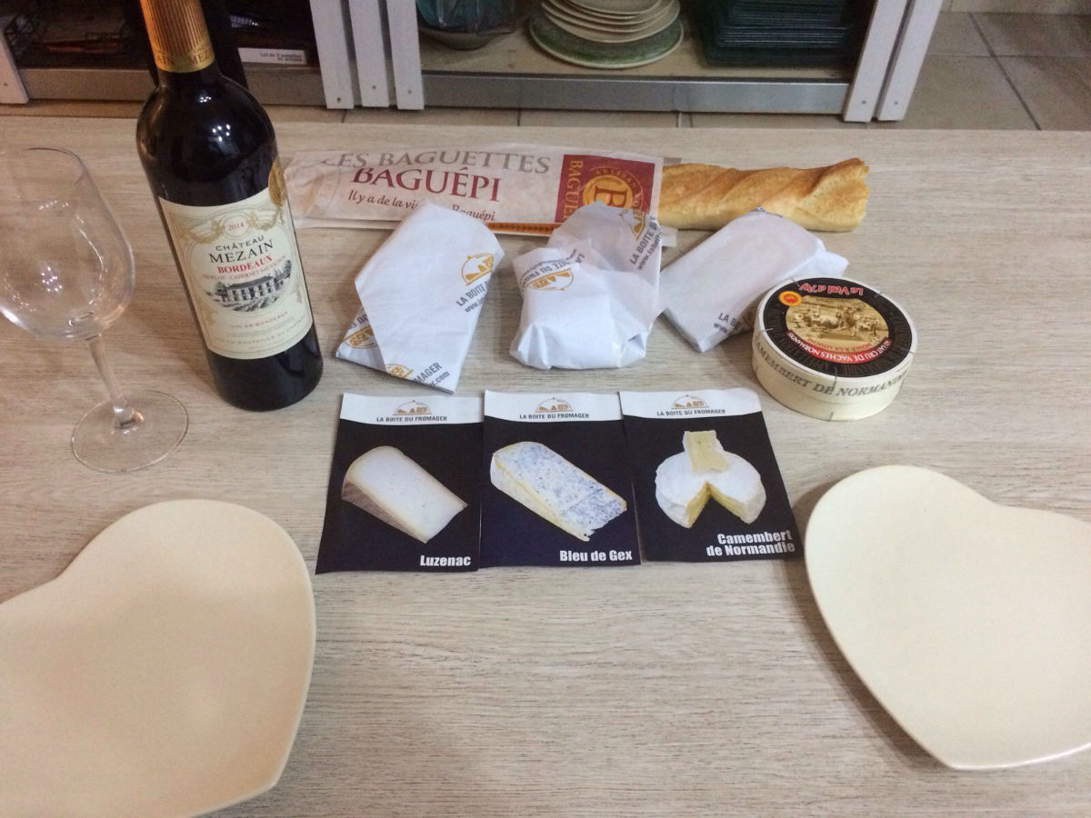 boite fromager cadeau