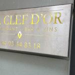 La Clef d'Or à Nice : l'apéro urbain