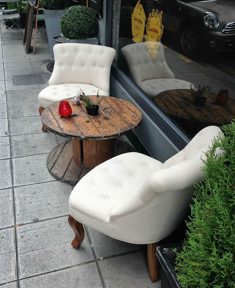 terrasse restaurant cle or