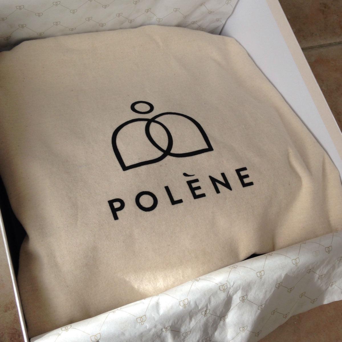 dust bag sac polene paris