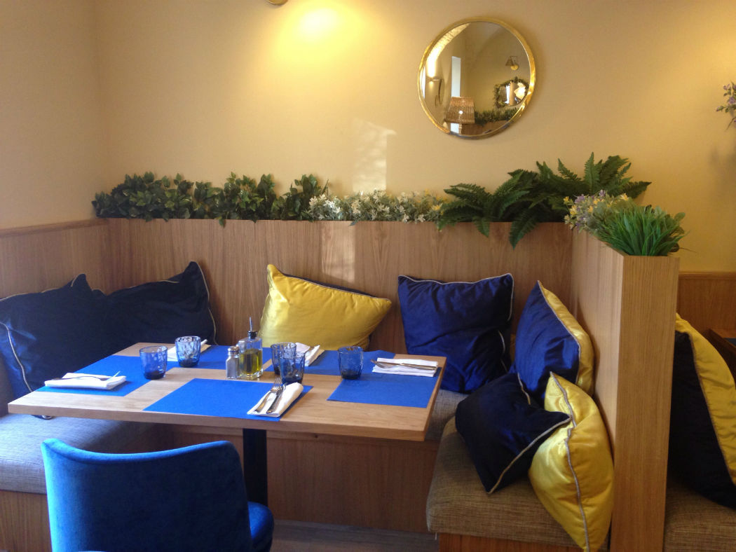 table casa leya restaurant nice