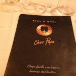 Restaurant Chez Papa à Nice : entre convivialité et tendance