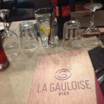 La Gauloise: un bon restaurant de fruits de mer à Nice