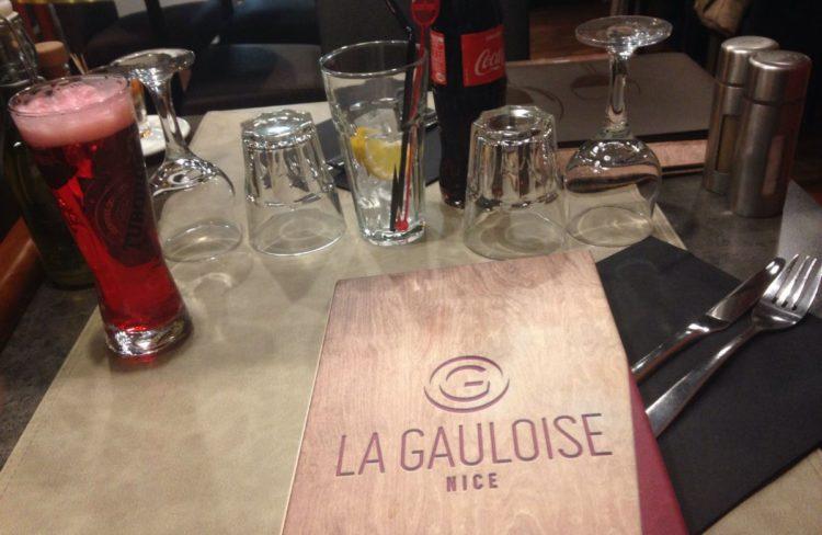 restaurant la gauloise nice