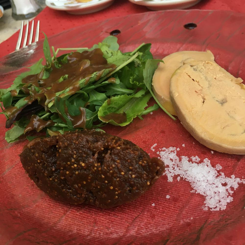 foie gras restaurant le siecle nice