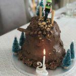 Gâteau vélo pour un anniversaire