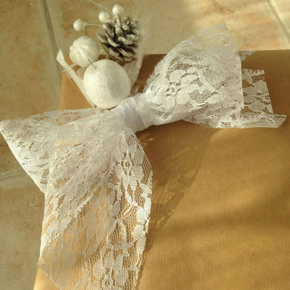 diy emballage cadeau papier kraft