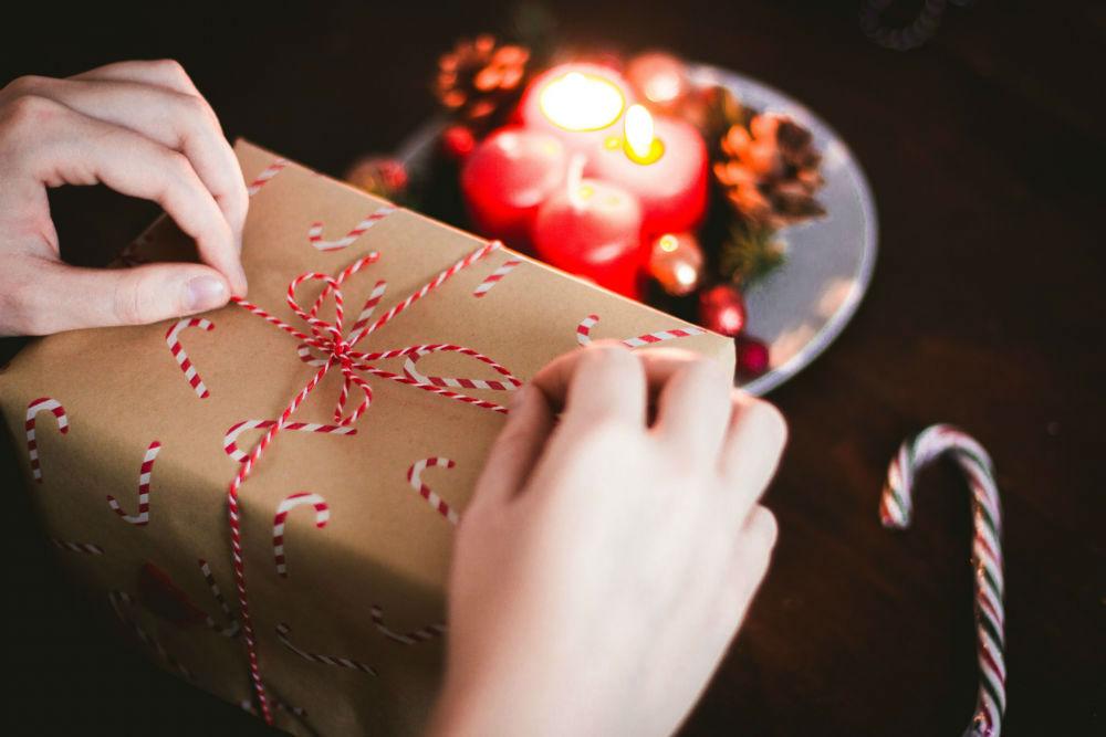 idee emballage cadeau papier kraft