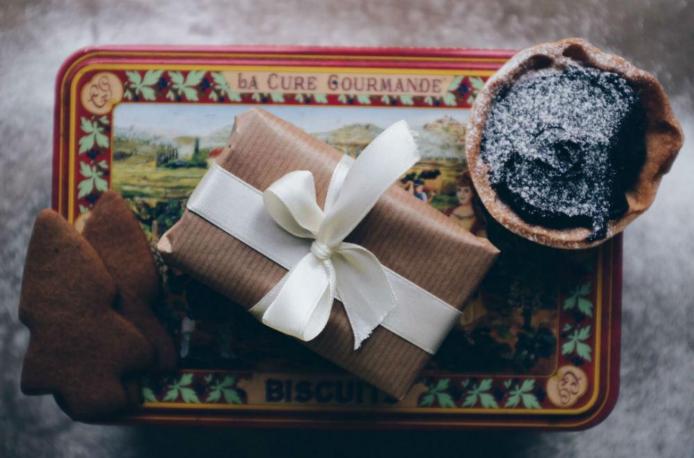 papier kraft idee emballage cadeau
