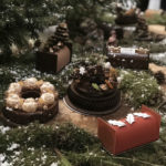 Pâtisserie LAC à Nice: découvrez les bûches de Noël 2018
