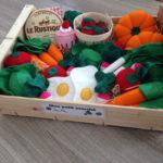 Idée cadeau DIY enfant : Mon Petit Marché