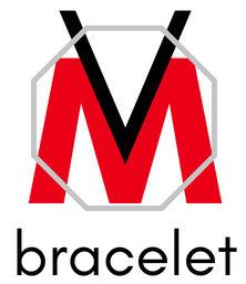 logo mv bracelet