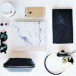 6 conseils pour faire une photo flat lay pour votre blog