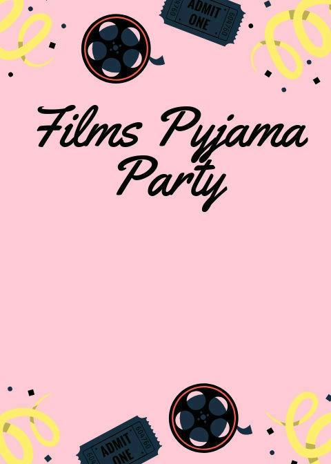 film soiree pyjama adulte