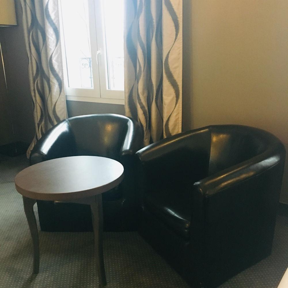 hotel ellington nice chambre double