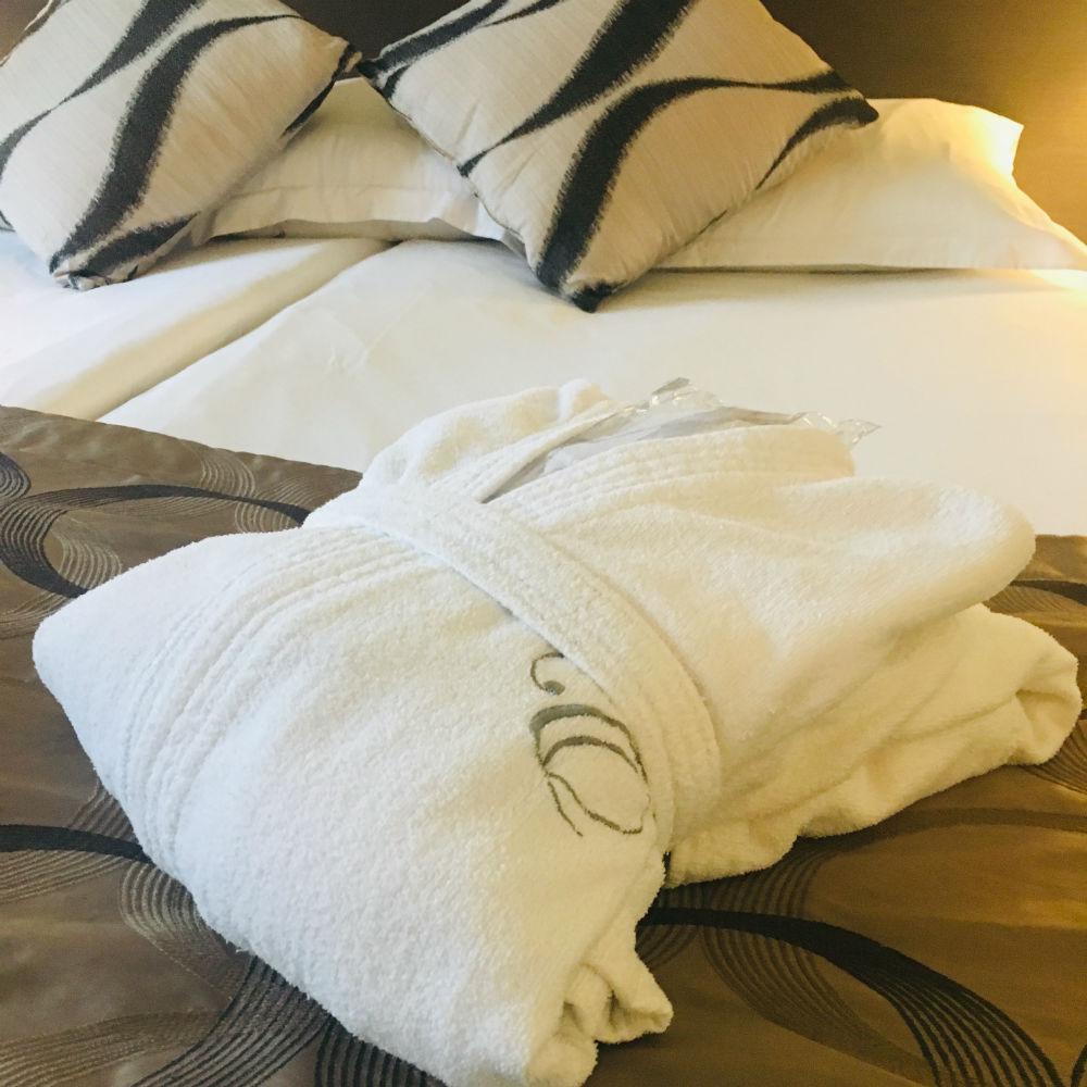 hotel ellington nice peignoir