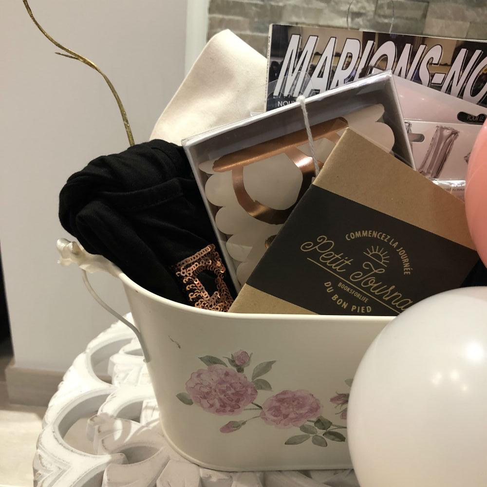 cadeau box mariage original