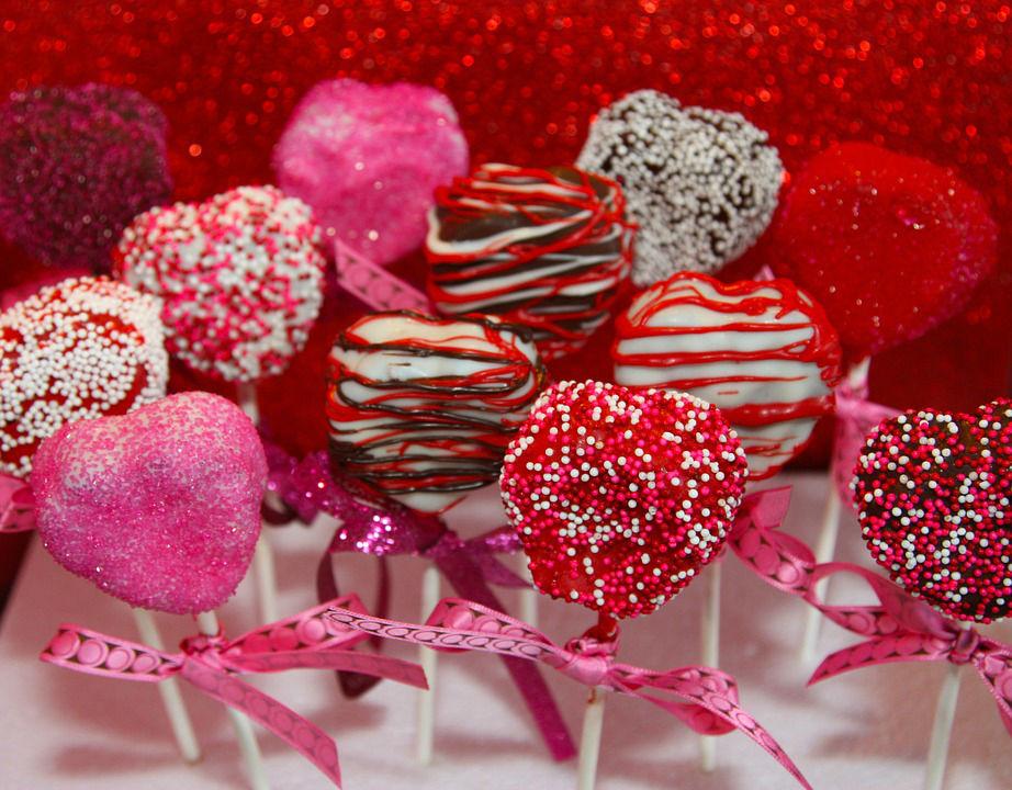 idee recett -saint valentin