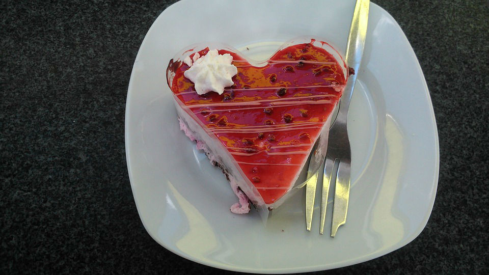 saint valentin idee recette