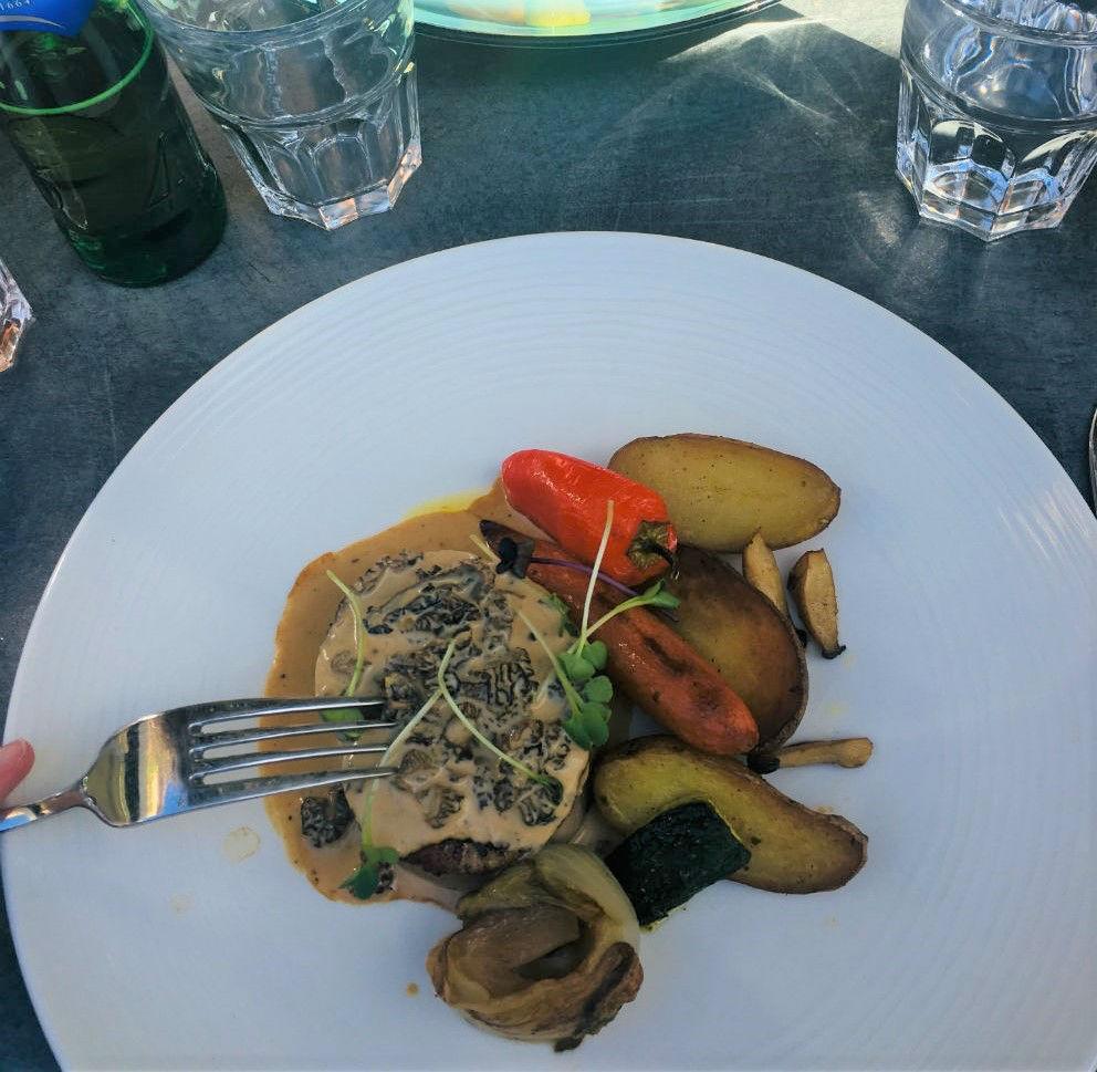 restaurant cote jardin christophe ferre