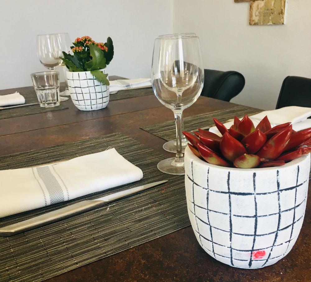 table-restaurant cote jardin cannes