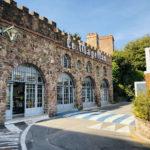 Le Magellan à Théoule sur mer : un super restaurant/plage privée