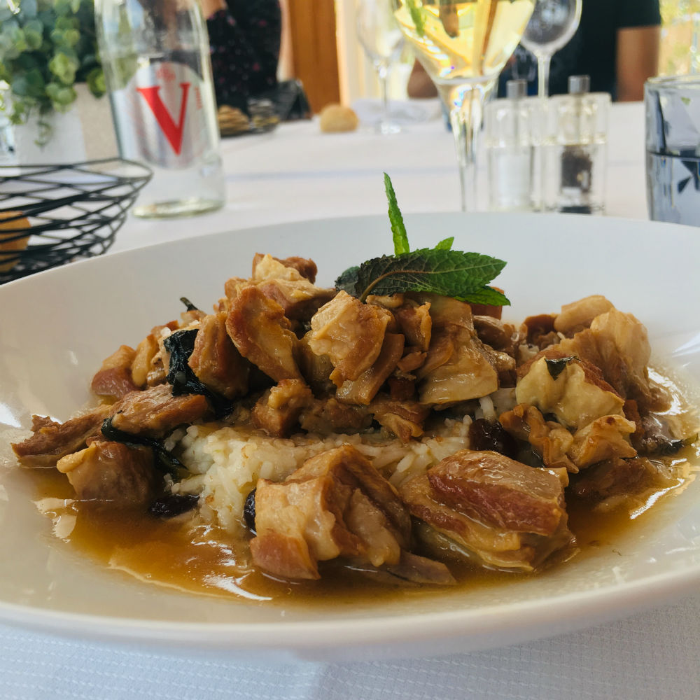 restaurant theoule sur mer le magellan