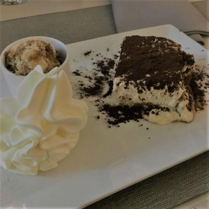 auberge theo restaurant nice dessert