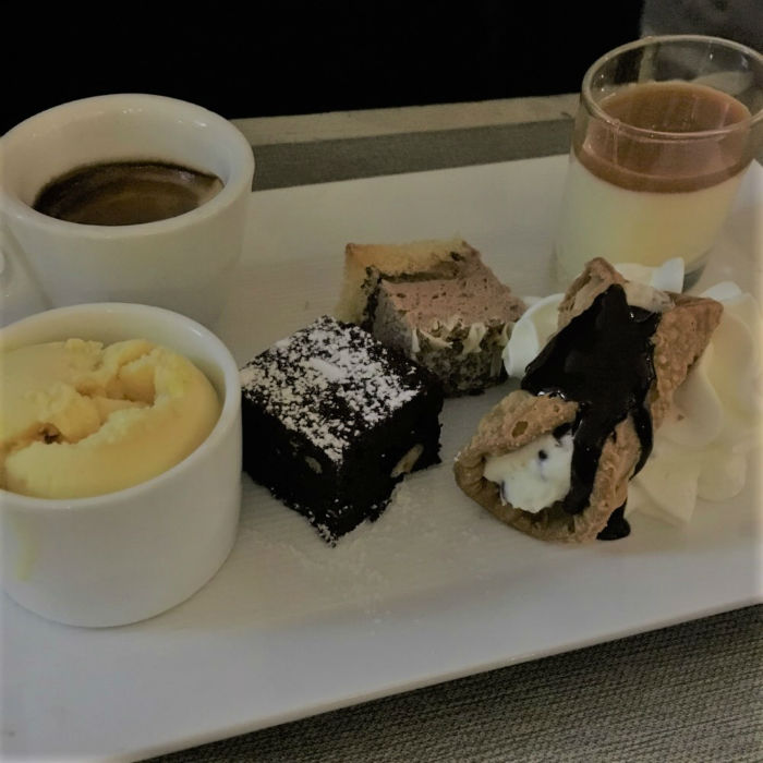 dessert auberge theo restaurant nice