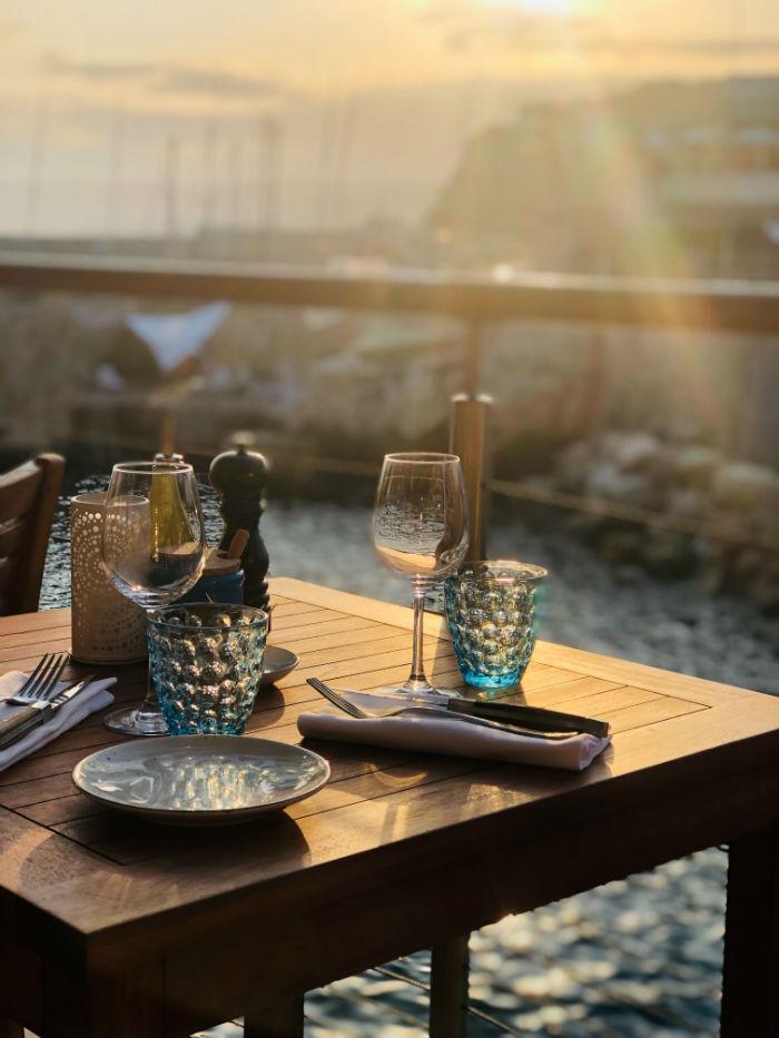 restaurant plongeoir nice
