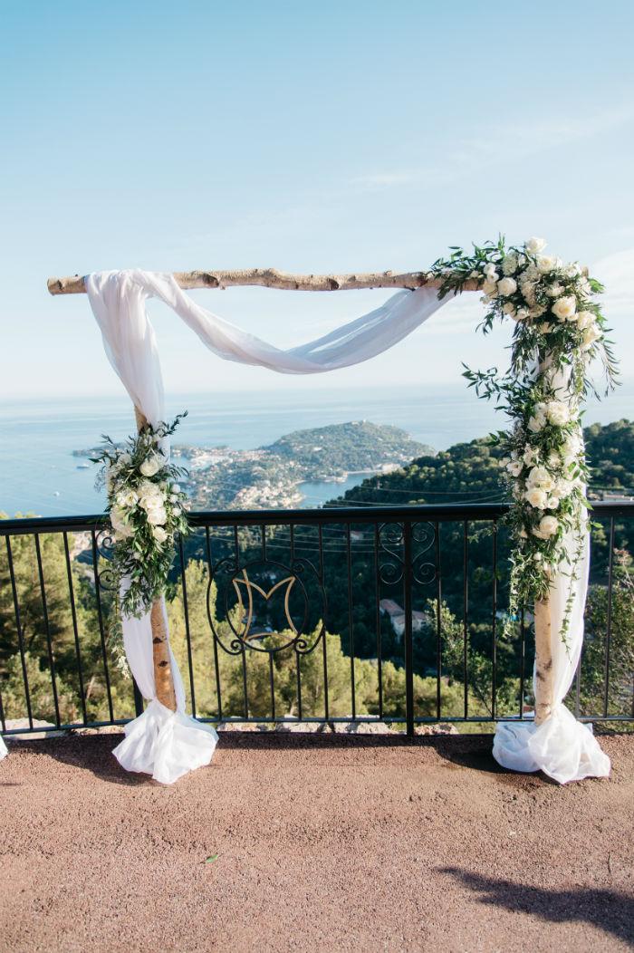 arche mariage bloom fleuriste