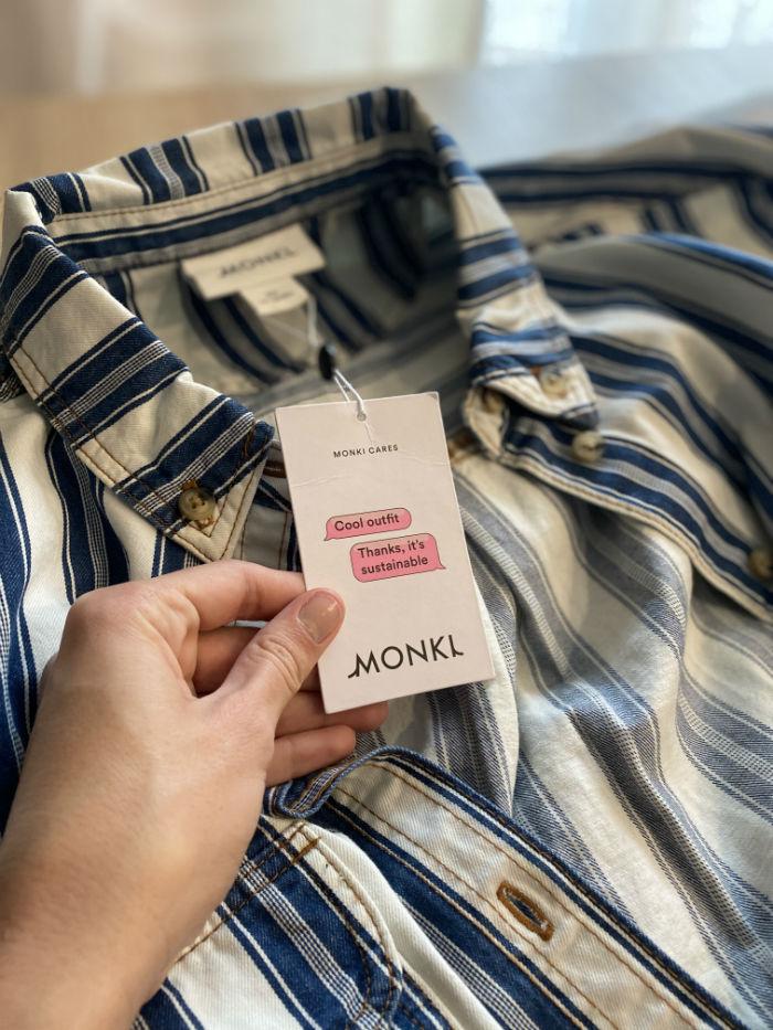 chemise femme monki