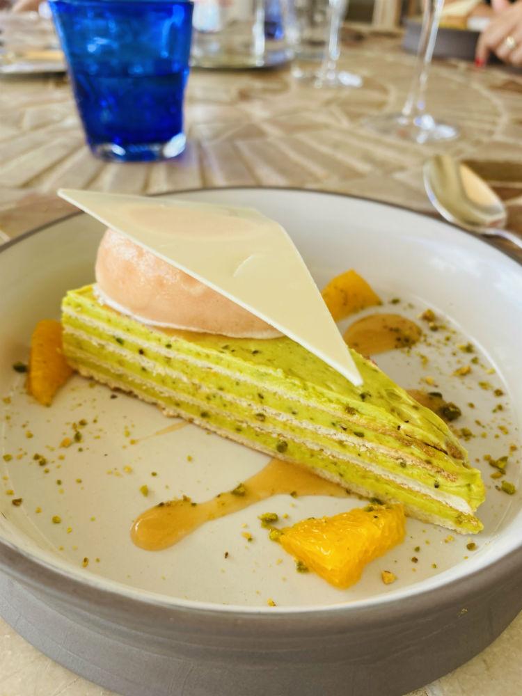 dessert restaurant alain llorca