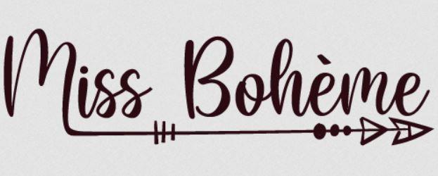 logo miss boheme