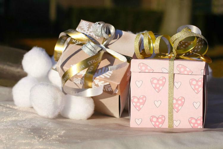 faire cadeau sans argent