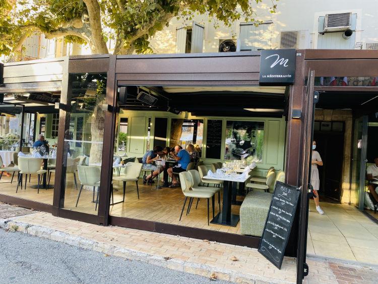 la brasserie mediterranee