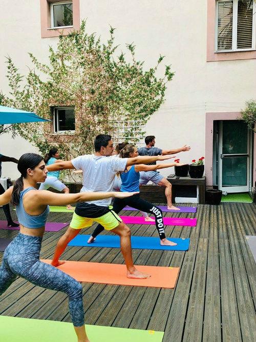 cours yoga nice avis