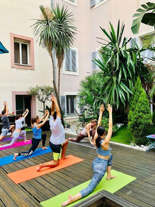 cours yoga nice