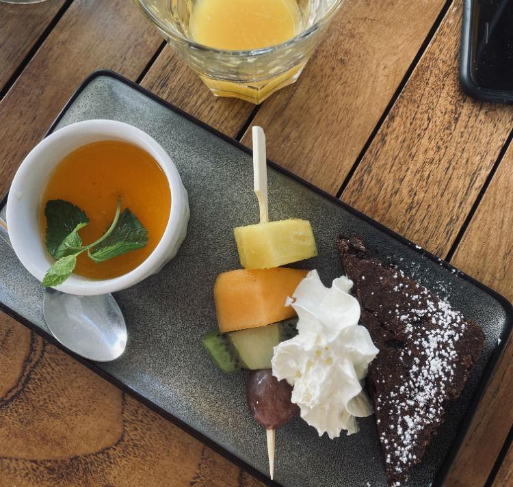 dessert kililies nice