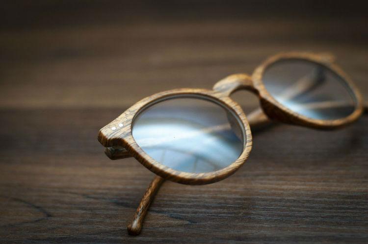 lunette en bois
