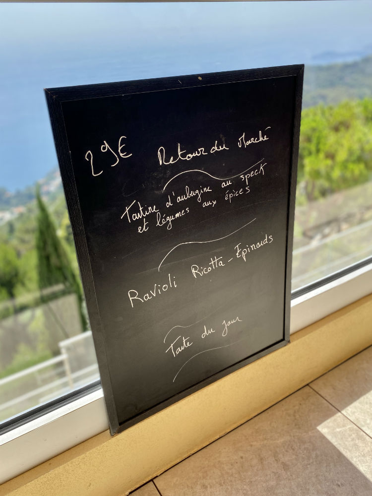 menu restaurant terrasses eze