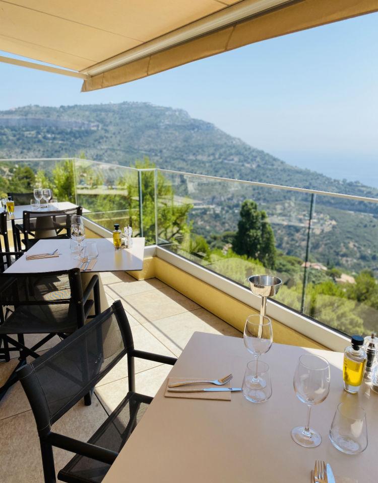terrasses eze restaurant