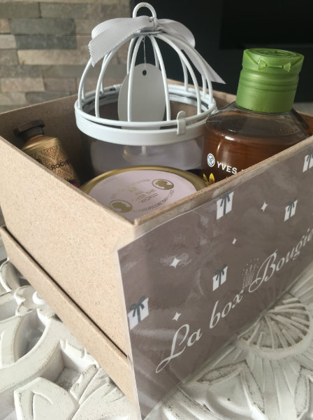 offrir box bougie